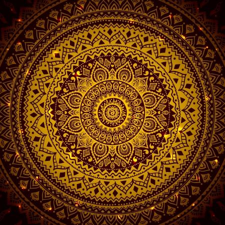 曼陀羅: 美しい飾り
