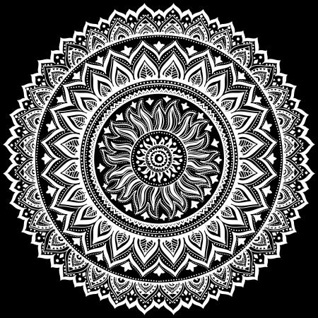 arabesque: Hermoso adorno