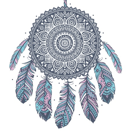 atrapasueños: Dream catcher ?tnico