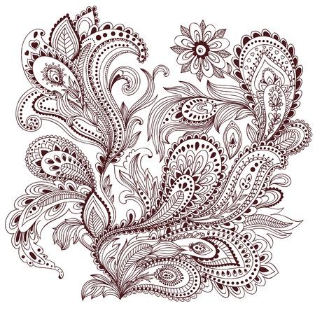 Beautiful vintage ornament