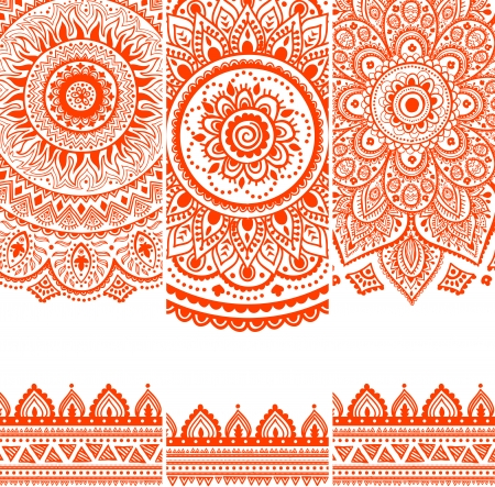 lace pattern: Beautiful vintage ornament