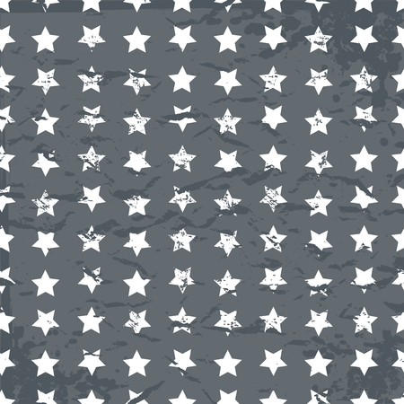 Abstract vintage stars seamless for your business Vector