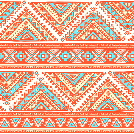 background pattern: Tribal vintage ethnic seamless for your business
