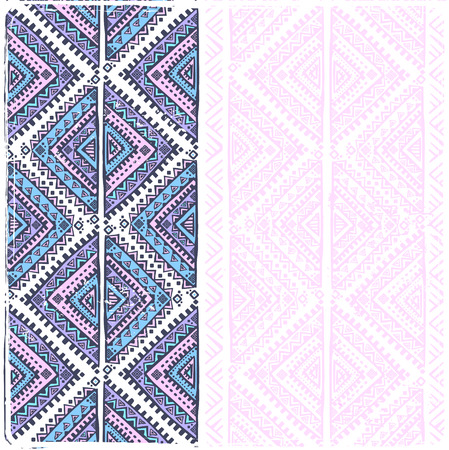 Tribal vintage ethnic background for your business