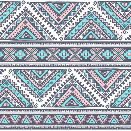 persia: Tribal vintage ethnic seamless for your business