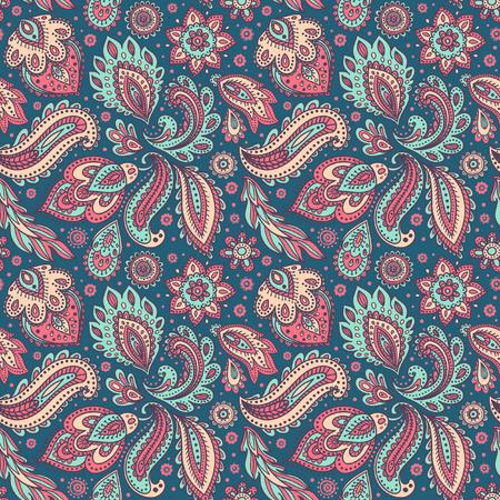 seamless: Beautiful floral seamless Illustration