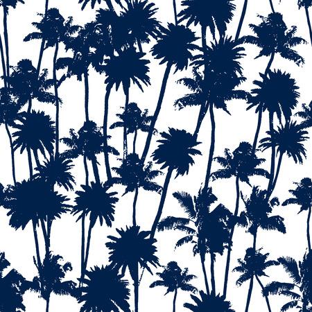 Vector Palm bomen illustratie voor uw bedrijf