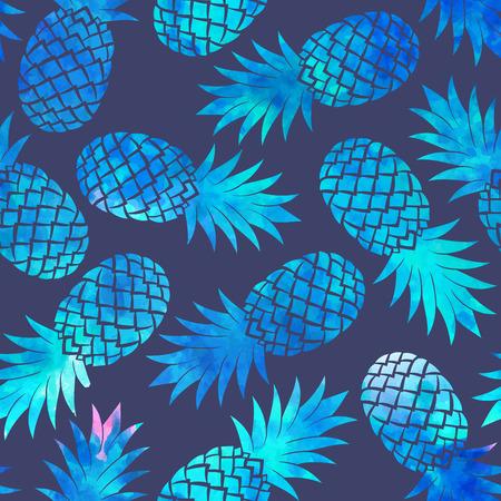 Vintage vector ananas aisée pour votre entreprise Banque d'images - 33671692