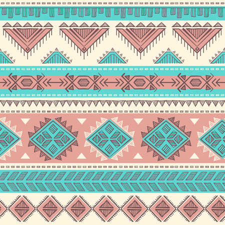 tribal: Tribal vintage ethnic seamless for your business