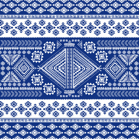 Tribal vintage ethnic seamless for your business Фото со стока - 37151842