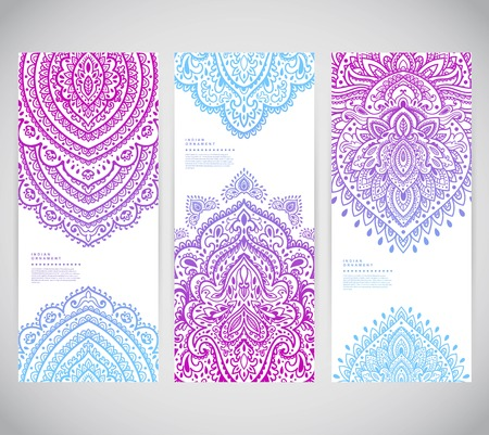 book case: Beautiful Indian floral paisley seamless ornament print. Ethnic Mandala towel. Vector Henna tattoo style. Can be used for textile, greeting business card background, coloring book, phone case print Illustration