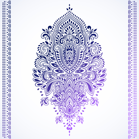 christmas tattoo: Indian Mandala towel print. Vintage Henna tattoo style Indian medallion. Ethnic ornament could be used as shirt print, phone case print, textile, coloring book. Christmas holiday snowflake