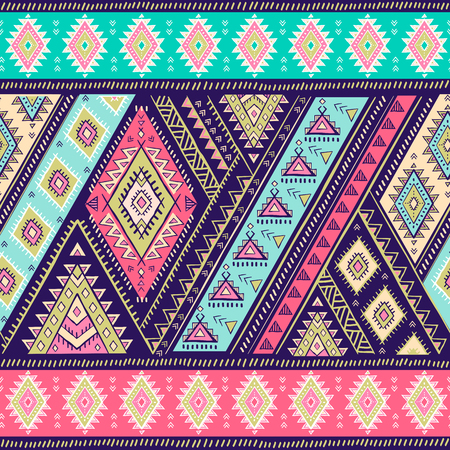 Geometric Aztec Pattern Tribal Tattoo Style Can Be Used For Stock Gorgeous Aztec Pattern