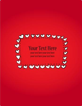 funny greeting card Illustration