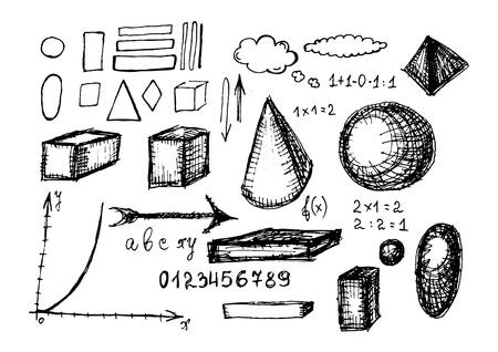 trigonometry: Illustration of mathematics  Illustration