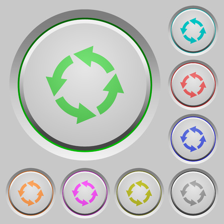 rotate: Rotate left color icons on sunk push buttons