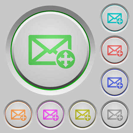 Move mail color icons on sunk push buttons