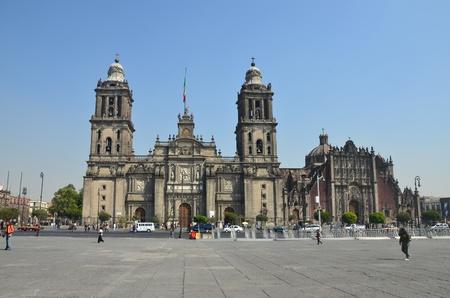 mexico city: Mexico City Metropolitan Cathedral