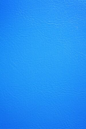 Blue artificial leather texture (a.k.a eco skin) photo