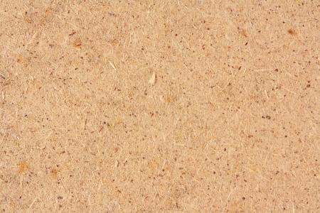 osb: Fiberboard texture, horizontal, no vignette Stock Photo