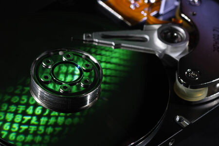 forensics: Encrypted hard drive