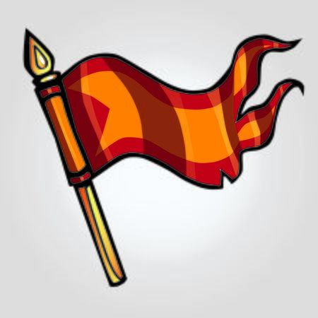 gold age: Banner of knights