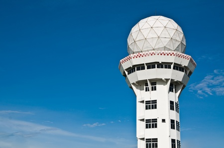 airport control tower photo