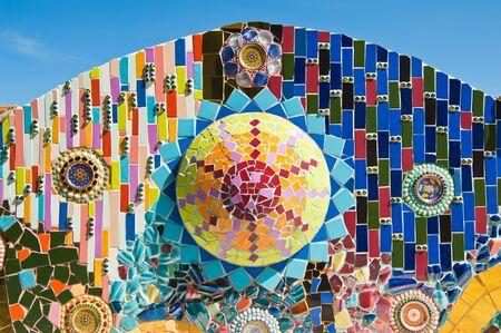checker: Beautiful Mosaic