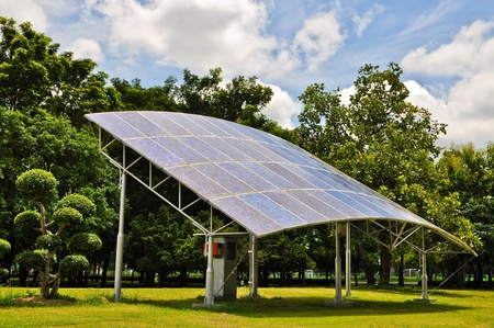 solar cell Stock Photo - 10100506