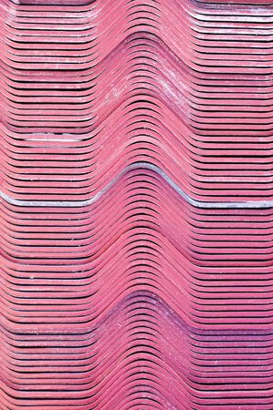 stacked tile roof photo