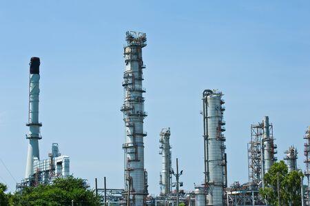 catalytic: industrial plant  Editorial