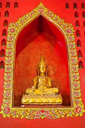 transcendental: Image of Buddha Image