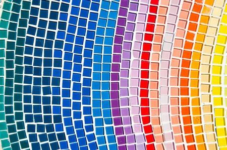 Colorful Mosaic photo