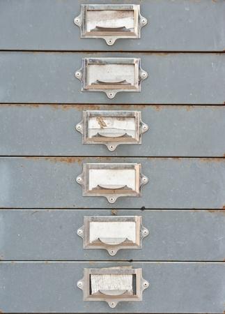 oud document: Oud Document Locker