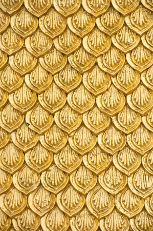carved:  Dragon skin texture