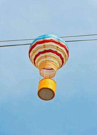 Lantern festival, Hua Hin, Thailand photo