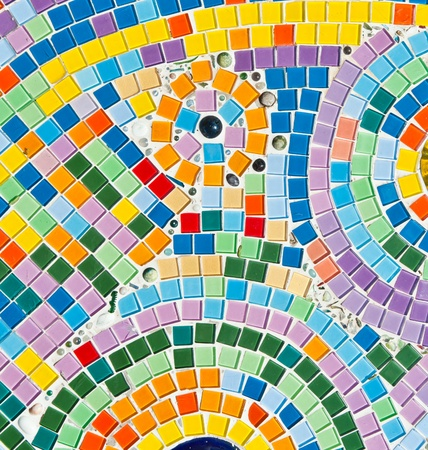 Colorful Mosaic photo