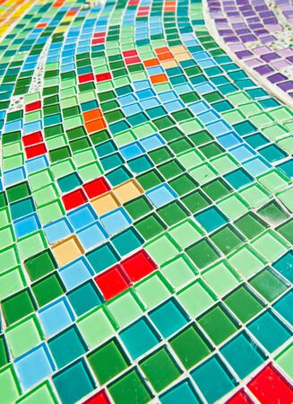 Colorful Mosaic Stock Photo - 13843557