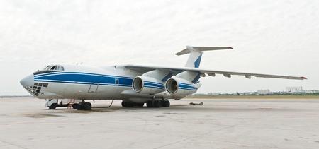 air freight: Cargo Airplane