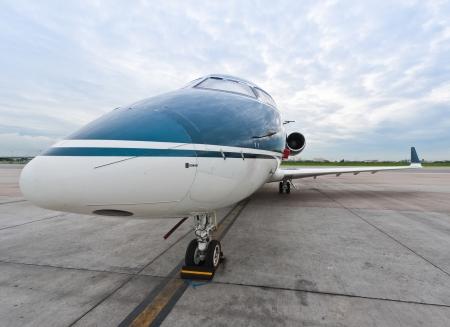 Jet airplane photo