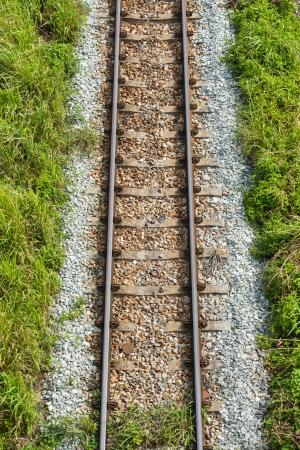 Railway track Stock Photo - 15797544