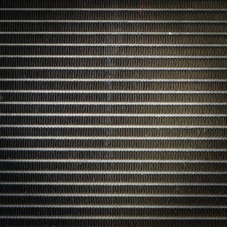 old car radiator background photo