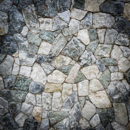 rockwall: Stone wall texture Stock Photo