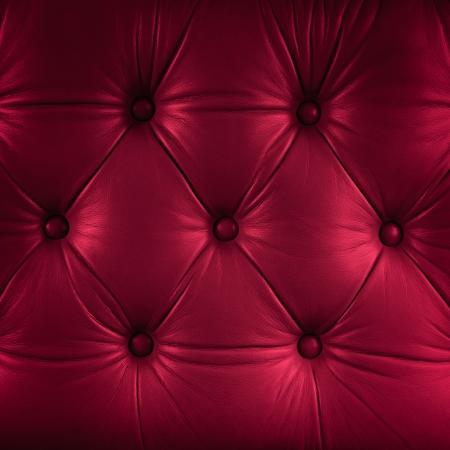 nahtlose roten Leder Textur Standard-Bild
