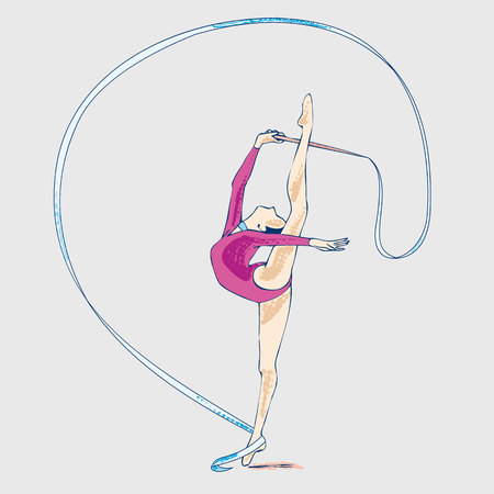 gymnasts: Gymnastics athlet
