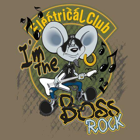 Rock mouse