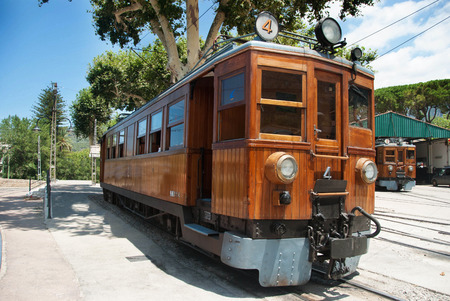 orange blossom: Soller to Palma Train -  Orange Blossom Express