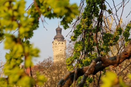 Leipzig is located in the East part of Germany. You can find a lot of historical buildings and nature in this town.