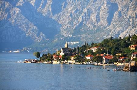 montenegro: Kotor Montenegro Stock Photo