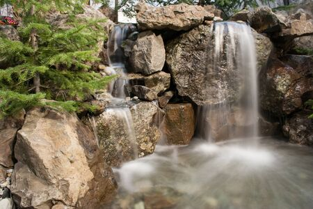 Landscaping Water Feature Imagens - 37612279